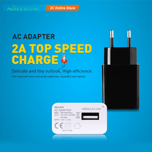 1PCS Nillkin Charger 5V 2A Passed FCC|CE USB Plug Power Wall Charger Safe And Fast charge For Samsung for xiaomi USB Charger
