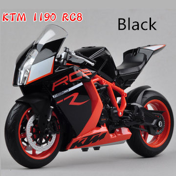 2014 HOT !Metal model 1 :10 for KTM 1190 RC8 With suspension Alloy ...