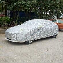 Yeni araç ön camı güneşlik kar don araba kılıfı cam kapak su geçirmez rüzgar geçirmez toz geçirmez açık araba kılıfı s