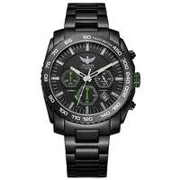 New Arrive YELANG V1210 Eco-Drive Movement T100 Tritium Luminous Steel Strap Sapphire Mirror Men Business Watch Wristwatch