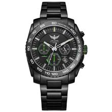 Nowy przyjeżdża YELANG V1210 eco-drive ruch T100 tryt Luminous stalowy pasek szafirowe lustro mężczyźni zegarek biznesowy zegarek tanie tanio Kwarcowe Zegarki Na Rękę 22mm Kompletna kalendarz Odporny na wstrząsy Odporne na wodę QUARTZ ROUND Papier 10Bar Bransoletka zapięcie