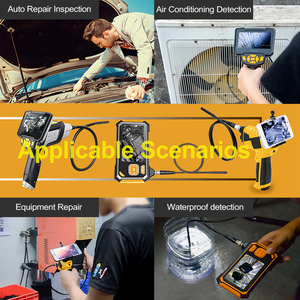 Image 3 - Antscope Industrial Endoscope 1080P HD Inspection Camera for Auto Repair Tools Snake Hard Handheld 4.3 inch LCD Wifi Borescope