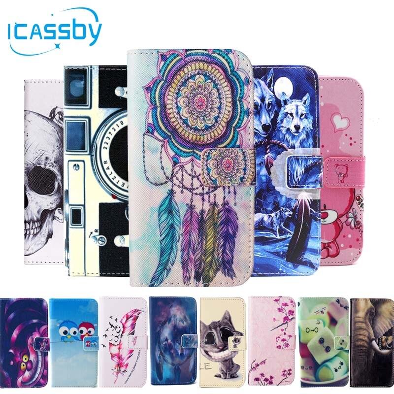 Galleria fotografica Phone Etui For Coque Samsung Galaxy S6 Edge Case Leather Wallet Flip Cover For Sansung S6edge G925f G925 G9250 SM-g925f Capinha
