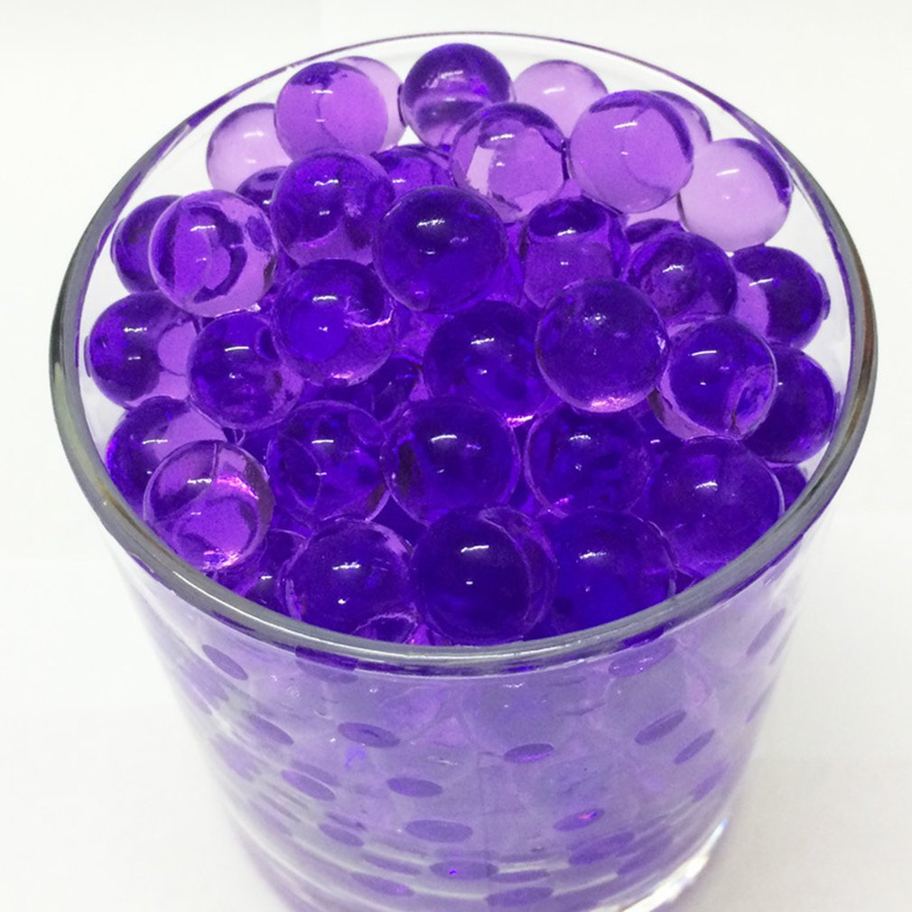 Color Crystal Shells Water Bombs Mixing Colors