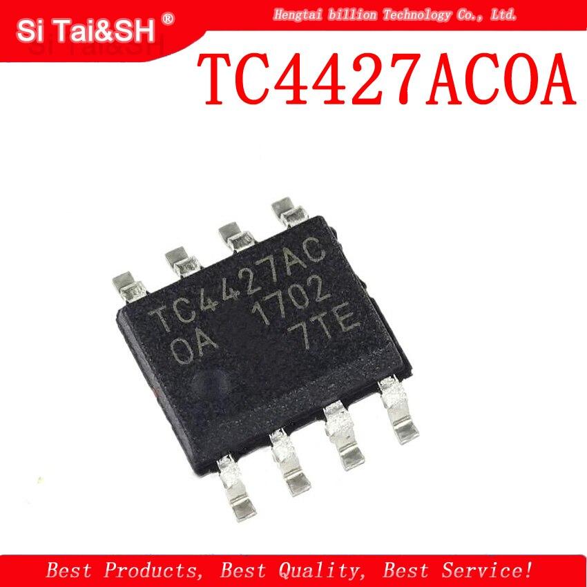 Tc4427cpa circuito integrato dip-8 tc4427cpa