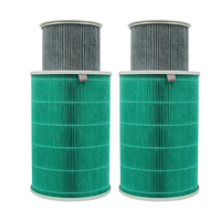 Peculiar Smell PM2.5 Formaldehyde Removal Air Purifier Filter Antibacterial Version For Xiaomi Air Purifier 2 / 1