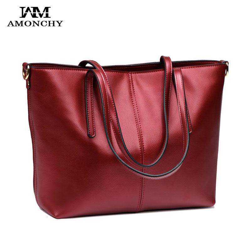 sacolas bolsa de compras do Material Principal : Couro Genuíno