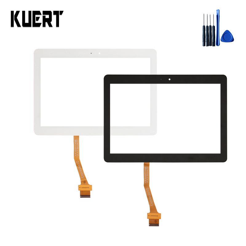 For <font><b>Samsung</b></font> Galaxy Tab2 10.1 <font><b>P5100</b></font> P5110 Note N8000 N8010 Touch Screen Panel Digitizer Glass Replacement Parts +Tools image