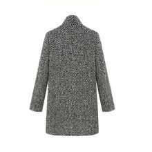 ALABIFU Autumn Winter Suit Blazer Women Formal Woolen Jackets MT