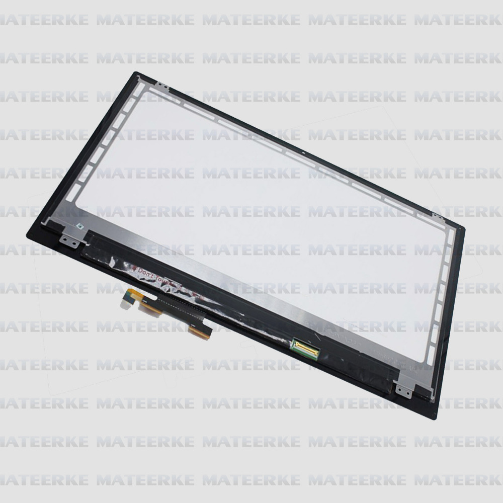 Touch LCD Assembly Screen Digitizer Replacement 14 For Acer Aspire V5-473P-5602 new 14 lcd display touch screen digitizer assembly for acer aspire v5 431 431p v5 471 471p