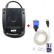 Kaufen neue v3.101.015 für honda hds er diagnosewerkzeug mit doppel Bord HDS er mit Z-TEK USB1.1 Zu RS232 Konvertieren stecker