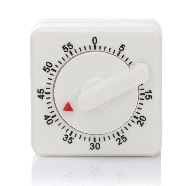 Minute Timer Meccanico Promemoria Conteggio Count Down Alarm Clock ...