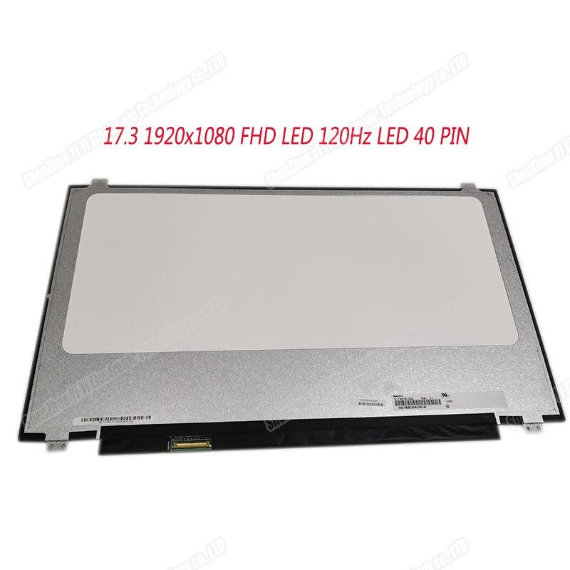 "TOSHIBA SATELLITE P75-A P75-A7200 17.3/"" LCD SCREEN GLOSSY B173HW02 V.0"