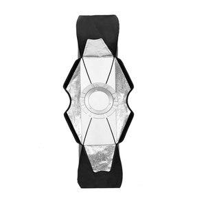 """Image 4 - 2 Chiếc Godox 12 """"X 47"""" 30X120 Cm Dây Tổ Ong Lưới Chữ Nhật Softbox Cho Ảnh Nhấp Nháy đèn Flash Studio Softbox Gắn Kết Bowens"""