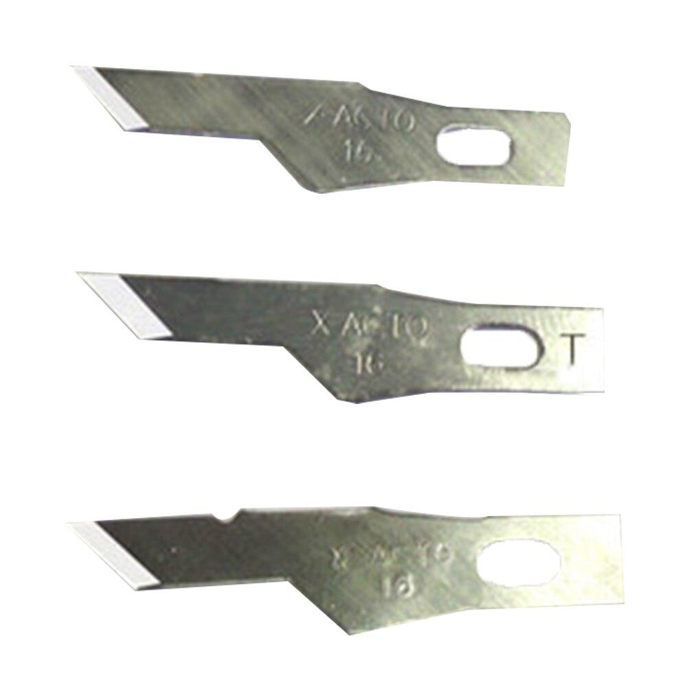 2000 pcs/lot 11 # lame de couteau de passe-temps utilitaire lames de couteaux chirurgicaux
