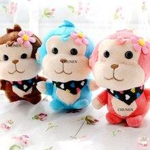 4 цвета, маленькие милые новые мягкие брелки плюшевые игрушки, детские игрушки животные куклы