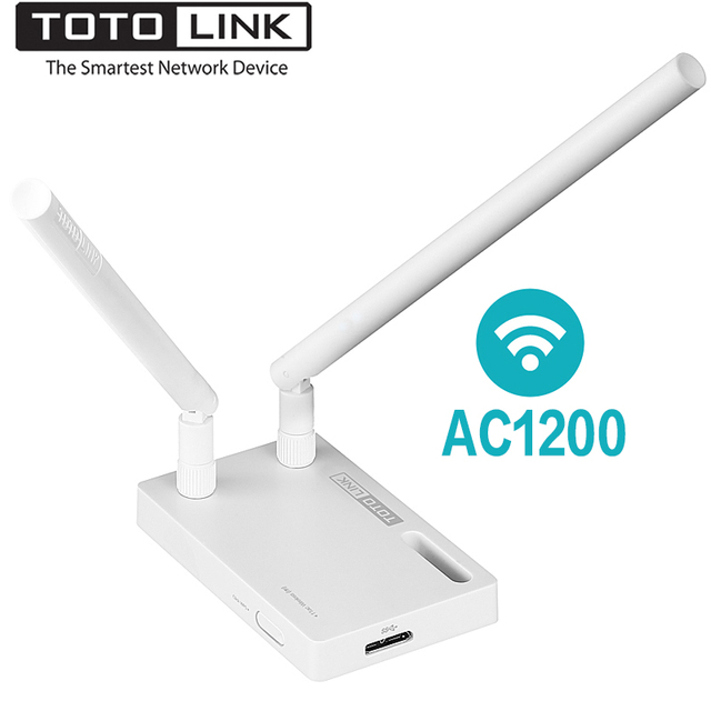 TOTOLINK A2000UA Wireless Adapter Driver for Windows Mac