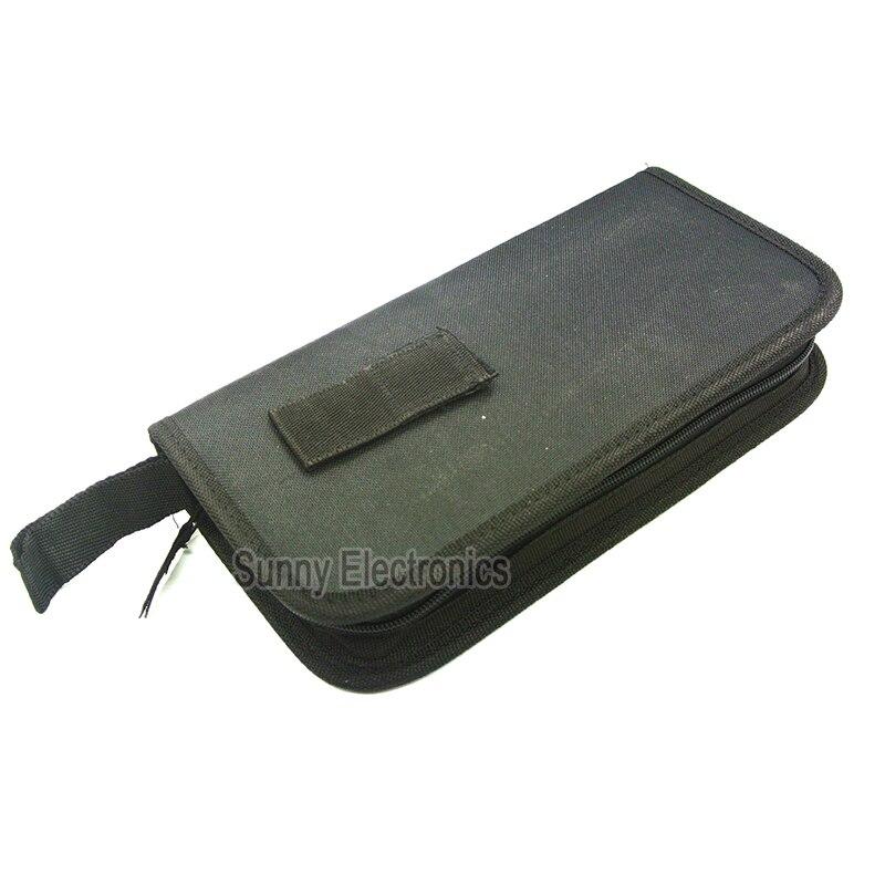 Set / kit di utensili per crimpatura SN-02C con tronchese, pinza a - Utensili manuali - Fotografia 6