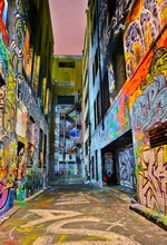 Laeacco Graffiti Grunge Street Wall Bad Boy Customized Scene Photography Backgrounds Photographic Backdrops For Photo Studio