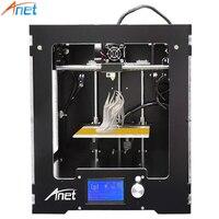 Anet A3 Full Assembled Desktop 3D Printer Big Print Size Precision Reprap Prusa I3 3D Printer