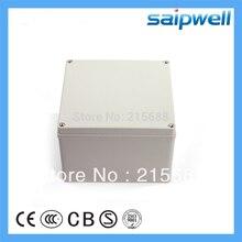 2015 New Waterproof box plastic ABS switch box junction box plastic box electronics 200 200 130mm