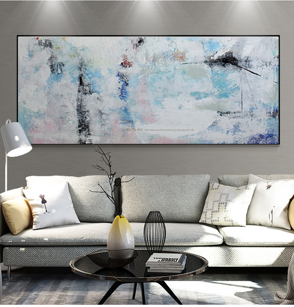 Online-Shop MUYA Abstrakte Malerei acryl Malerei Abstrakte Kunst ...