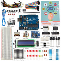 SunFounder Electronic DIY Kit New Uno R3 Project Super Starter Kit For Arduino UNO R3 Mega2560
