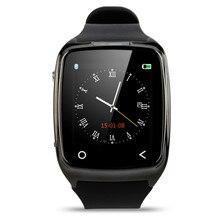FineFun i8 Bluetooth 4,0 Smartwatch Intelligente Kleidungsstücke anti-verlorene warnung Schlaf-monitor Schrittzähler Synchronisieren für IOS Android