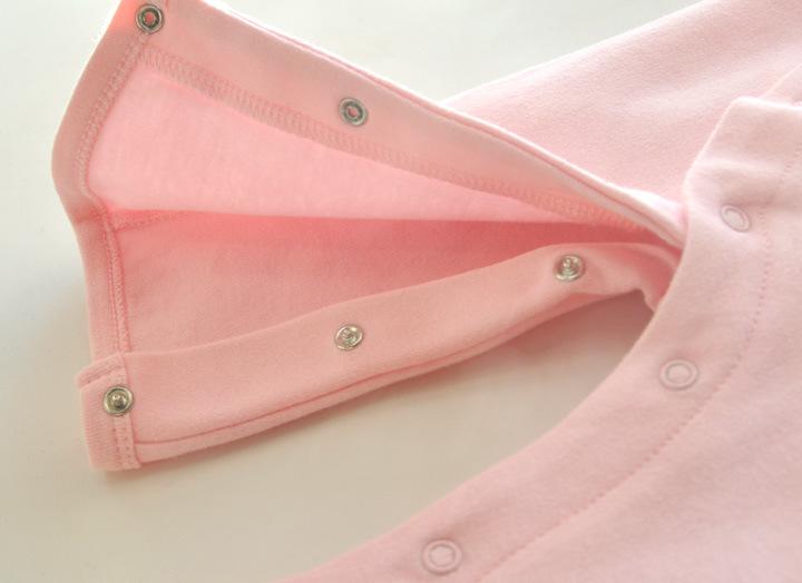 HTB1bCIKJFXXXXX7XFXXq6xXFXXXu - 2 Pcs Newborn Girl Organic Cotton Hello Kitty Romper Set Baby Cute Pink Jumpsuit with Hat New Born Ruffled Collar Bowknot Outfit