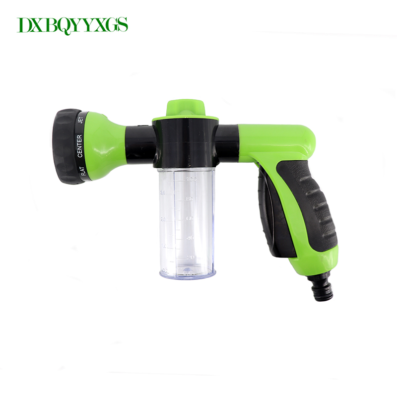 DXBQYYXGS Foam Gun Car spray gun Adjustable mode spraying Garden irrigation foam nozzle  ...