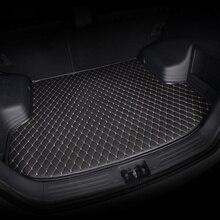 HeXinYan Custom Car Trunk Mats for Audi all model A1 A3 A8 A7 S8 R8 TT SQ5 A6 Q3 Q7 A4 A5 S5 Q5 S6 S7 S3 SR4-7 auto accessories