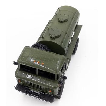 LeadingStar Remote Control Accessory Simulation Oil Transport Tank DIY Parts Model for WPL B-24 B-16 Ural Radio