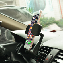 Universal Car Air Vent Cell Phone Holder Outlet bracket In Car Mount For Iphone 5s 6 7 samsung GPS Accessories Stand Holders