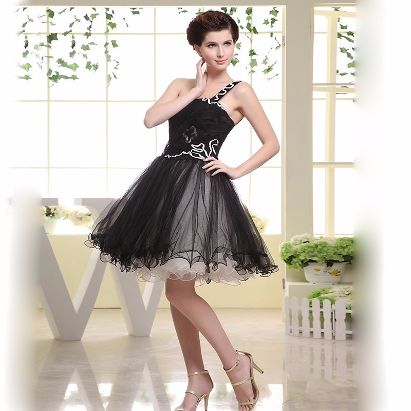 Cocktail-Dresses-2017-A-Line-Evening-Sweetheart-Neck-Satin-Custom-Made-Cheap-Knee-Length-Dress (1)