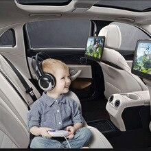 2 шт. х 11 дюймов Android 6,0 ультратонкий Автомобильный подголовник, монитор заднего сиденья с сенсорным экраном Bluetooth USB SD 1080P Wifi