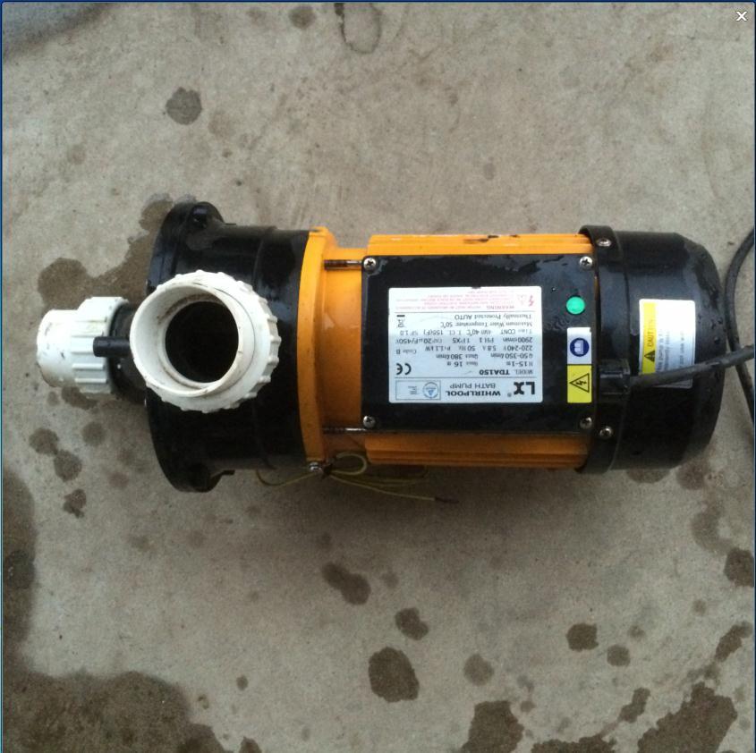 Permalink to TDA120 900W/1.2hp 220V~240V Whirlpool SPA Circulation Pump Hot Bathtub Swimming Pool Centrifugal Pump