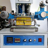 220V Automatic Hot Stamping Machine, LOGO Sampler, Business Card Hot Stamping Machine, Leather LOGO Creasing Machine, Typewriter