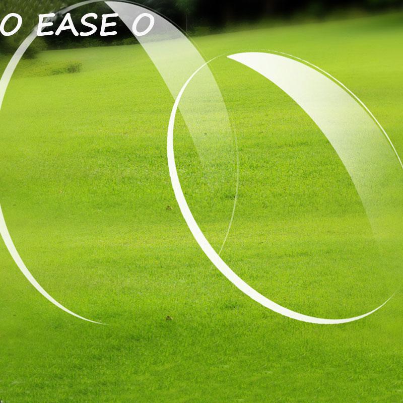 becf7cbd7b2 1.74 Double Aspheric High Index Thinnest Optical Prescription Lenses ...