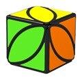 100% Marca Nueva Llegada QiYi Mofangge Ivy Cubo El Primer Giro Línea de Puzzle Cubo Mágico Juguetes Educativos cubo cubos de Hoja m