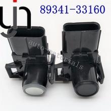 4 pz 89341-33160-C0 Retromarcia Wireless Anteriore Posteriore Sensori di Parcheggio Per Toyota LEXUS GX460 RX350 RX450h Sequaia 89341-33160