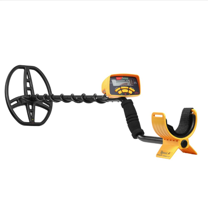 Professional MD-6350 Underground Metal Detector High Sensitivity LCD Display MD6350 Gold Metal Detector Treasure professional metal detector md3009ii underground metal detector gold high sensitivity and lcd display md 3009ii metal detector