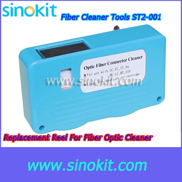 Здесь можно купить   Fiber Optic Connector Cleaners Utilize a specially formulated dry cloth for thorough - ST2-001 Инструменты