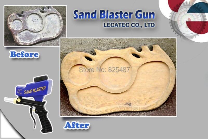 Abrasive Tools States Blasting