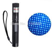 Blue Violet Laser Pointer 303 50000mW 405nm High Powered Focusable Burning Match Lazer Pen For Sale