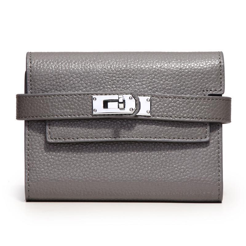 Women Wallets Female Genuine Leather Women Wallet Coin Purse Small Clutch Card Holder Women S Purse