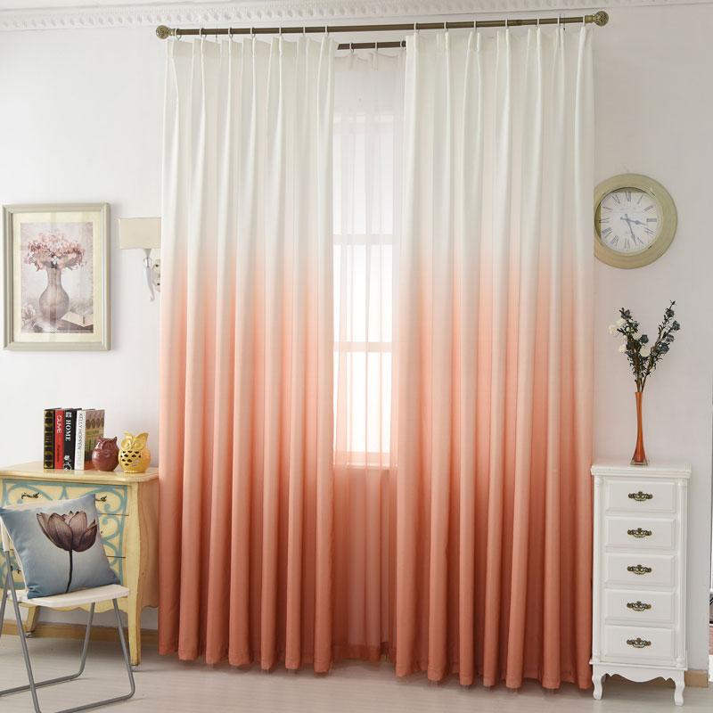 5 Color Window Curtain 4