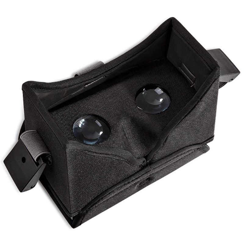 Gafas VR para Nintendo Switch gafas 3D VR cajas VR montadas en la cabeza juegos de películas realidad Virtual para juegos Odyssey