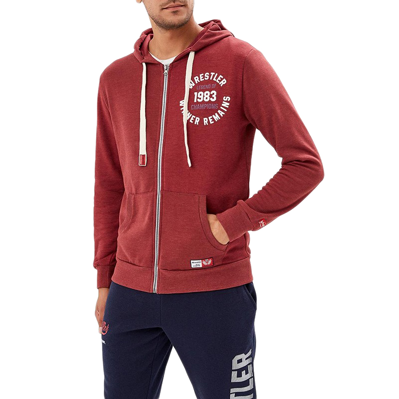 Hoodies & Sweatshirts MODIS M182M00046 hooded jumper sweater for male for man TmallFS
