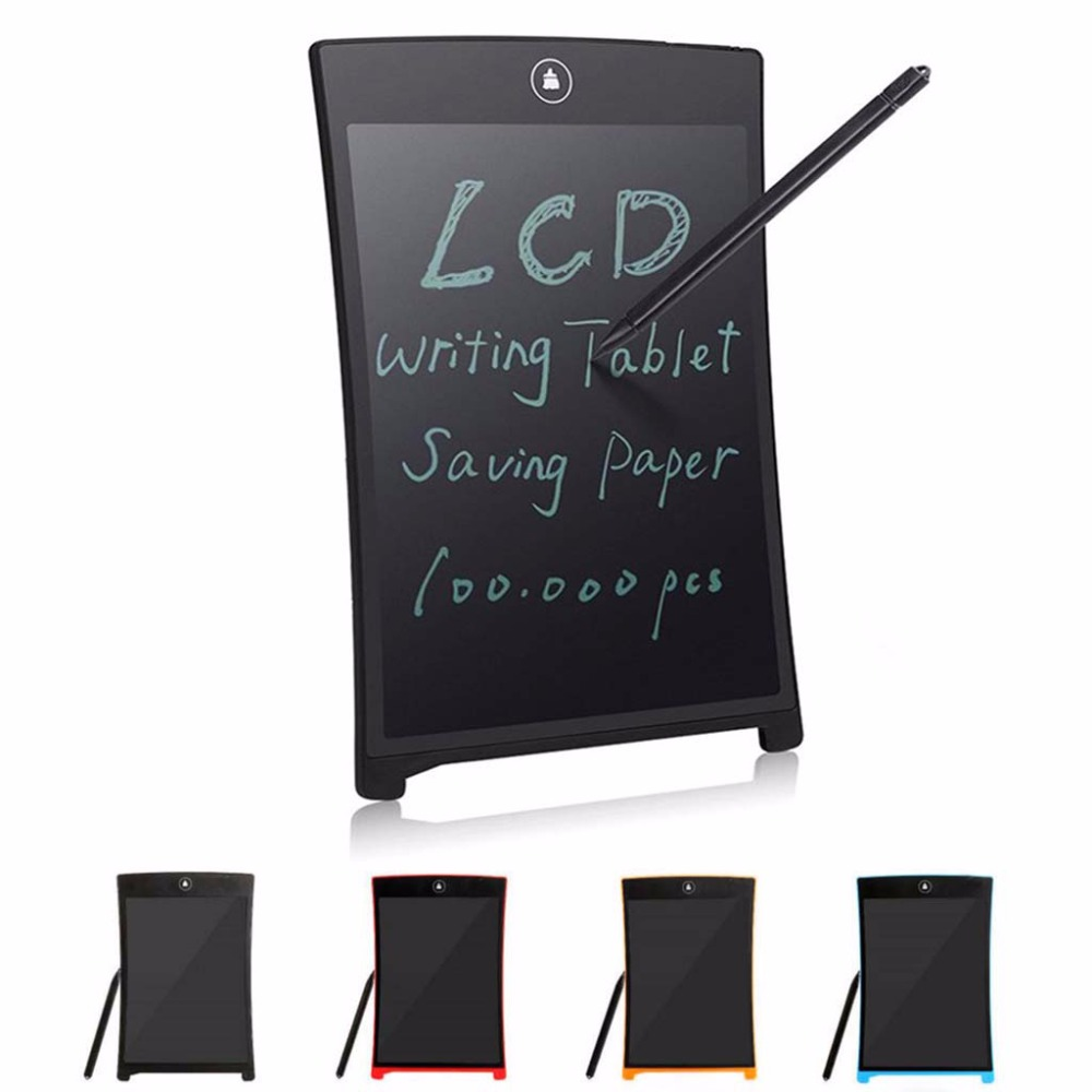 Eco-friendly 8.5 Inch LCD Digital Writing Drawing Electronic Tablet Board Ultra-Thin Slim Handwriting Pad With Stylus Pen цена и фото