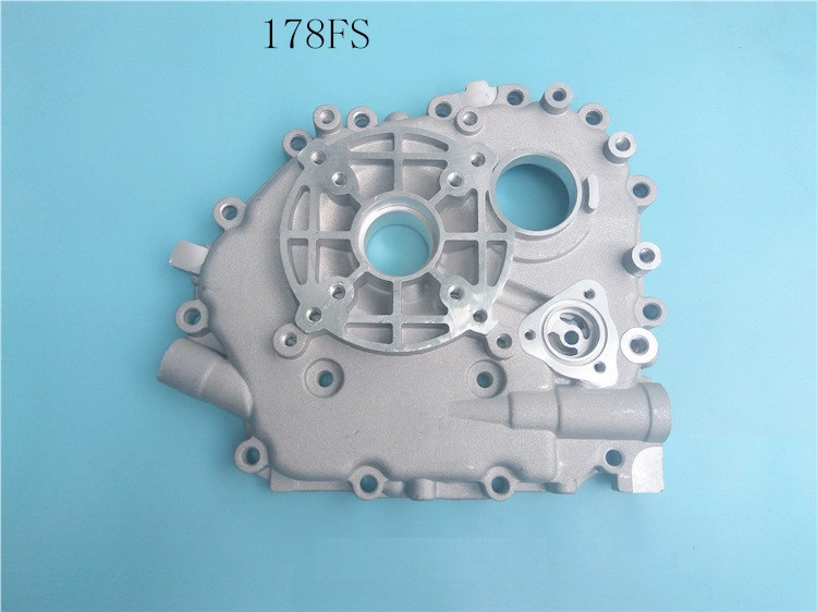 Fast Shipping diesel engine 178FS Crankshaft case cover air cooled Crankshaft box suit for kipor kama and Chinese brand fast ship diesel engine 170f generator or tiller cultivators a full set of electric starting suit for kipor kama chinese brand